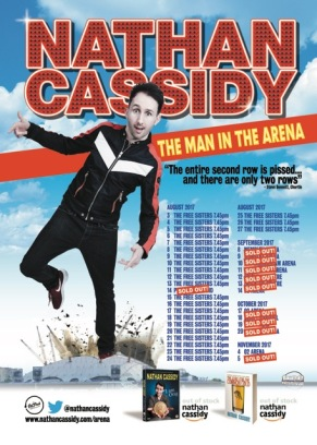 Nathan_Cassidy_-_The_Man_In_The_Arena-2017-A3-FINAL