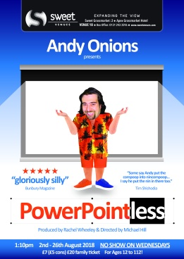 PowerPointless Poster