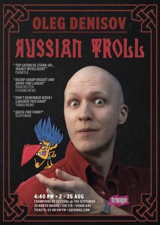 A3 Poster Oleg Edinburgh - jpeg