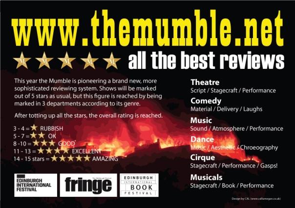 mumble-poster