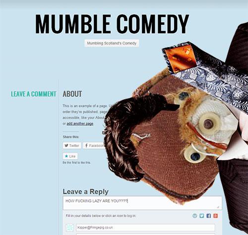 mumblecomedy